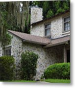 Two Story Beauty Metal Print