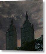 Two Towers Metal Print