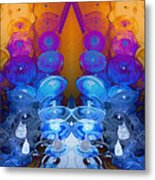 Two Worlds Metal Print