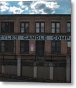 Tyler Candle Company Metal Print