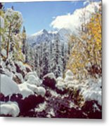 Tyndall Creek Metal Print