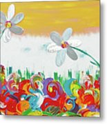 Typical Summer Day Metal Print