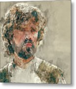 Tyrion Lannister, Game Of Thrones Metal Print