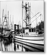 Ucluelet Harbour - Vancouver Island Bc Metal Print