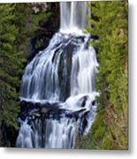 Udine Falls Metal Print by Marty Koch
