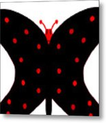ugly Bug butterfly Metal Print