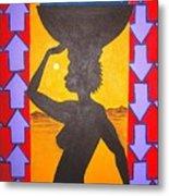 Uhuru Metal Print