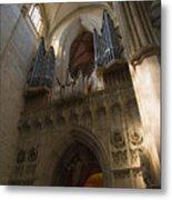 Ulm Cathedral Metal Print