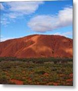 Uluru Metal Print by Pamela Kelly Phillips