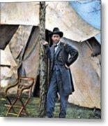 Ulysses S. Grant Metal Print