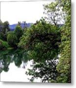 Umpqua River Metal Print