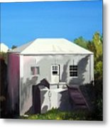 Uncle Leons House Metal Print