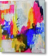 Undecided Metal Print