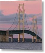 Under A Rose Colored Sky Metal Print