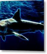 Under Blue Sea Metal Print