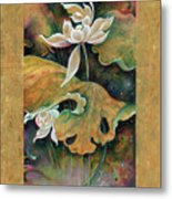 Under Cover Of Night - Under Care Of Stars Metal Print
