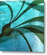 Under Currents   Detail  Metal Print
