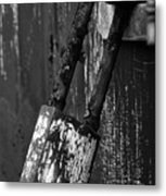 Under Lock And Key II Metal Print