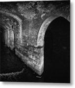 Under The Dark Arches Metal Print