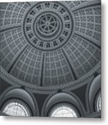 Under The Dome Metal Print