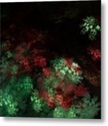 Under The Forest Canopy Metal Print