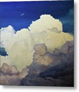 Under The Southern Cross Metal Print
