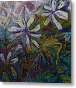 Undergrowth Metal Print