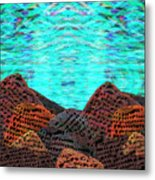 Undiscovered Planet Metal Print