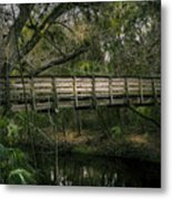 Undisturbed By Time Metal Print