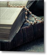 Unfinished Story Metal Print