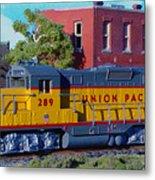 Union Pacific 289 Metal Print