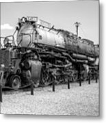 Union Pacific 4012 Metal Print