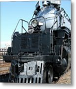 Union Pacific Big Boy I Metal Print