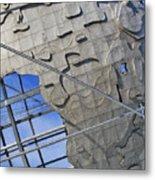Unisphere Close Up 2 Metal Print