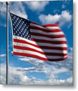 United States Of America Metal Print by Steve Gadomski