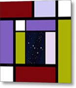 Universal Digital Art 2 Metal Print