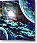 Universe #0071 Metal Print