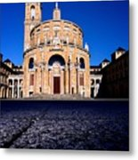 Universidad Laboral De Gijon Metal Print