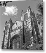 University Of Michigan Law Library Metal Print by University Icons
