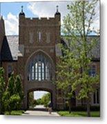 University Of Notre Dame Metal Print