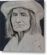 Unknown Indian Vi Metal Print
