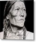 Unknown Indian Vii Metal Print
