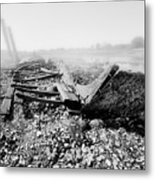 Unknown Shipwreck  Metal Print