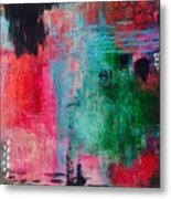 Unresolved Feelings Metal Print