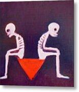 Until Death Do Us Part Metal Print