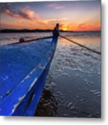 Until To The End Metal Print