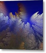 Untitled 11-1-09 Metal Print by David Lane