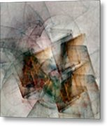 Untitled Study No. 705 Metal Print