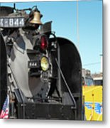 Up 844 With Friends Metal Print