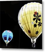 Up On The Air Metal Print